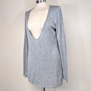LOFT Sweaters - Ann Taylor LOFT Deep V Knit Tunic
